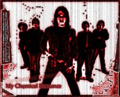 My Chemical Romance by spadone06