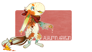 Autumn Artisan by cheepers