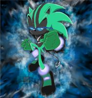 Darkspines Scourge's wrath by 5courgesbestbuddy