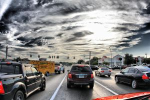 Gridlock by JonCiaccio