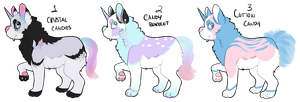 Unideg Adoptables -  Offer to Adopt - CLOSED by Railguns