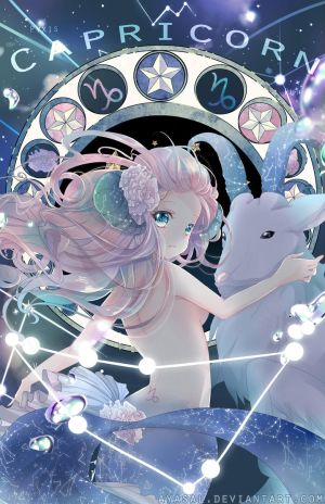 Capricorn [Zodiacal Constellations]