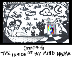 The Inside Of My Mind Meme by AperatureScience