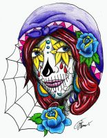 Dia de los Muertos by your-mom--burn