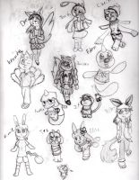Sketch Dump Armonia by Whitewing16