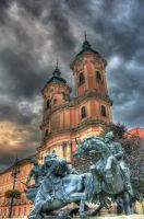HDR at Eger by FlawlessMonkey