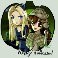 SG halloween contest entry by Lizalot