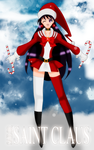 Sailor Saint Claus by Betachan