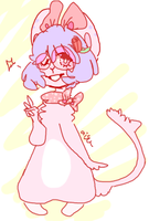 pastel maus by aisuu-chann