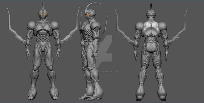 Guyver01 by F1RST-DISCIPLE