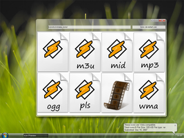 winamp icons by tonev