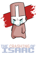 The Crashing Of Isaac by krillatron