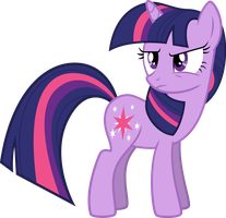 Angry Twilight Sparkle by 1APEEPA