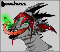 New Bauchuss by shower-zombie