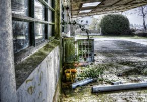 UrBex HDR VI by digitalminded