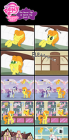 MLP FiM: The secret Life of Carrottop (Part 1) by PerfectBlue97