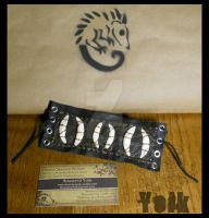 Packaging - Coyote Cuff by Shamans-Yoik