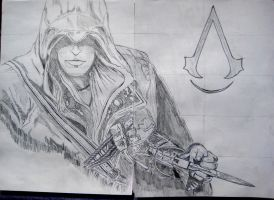 Ezio Auditore da Firenze by Urish92