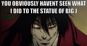 Hellsing Ultimate Abridged Quotes #16 by SiriuslyIronic