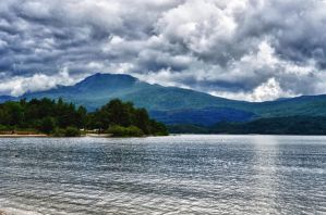 Loch Lomond 2012 by SkellMan