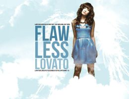 flawless lovato ID by wonderdesigns