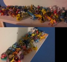 Pokemon Kanto Figure Collection by Catty-Mintgum