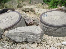Pillars or Portals? 2 by Windthin