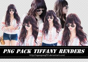 PNG Pack Tiffany By Jullia Mango by ngangiang38