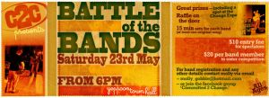 Battle of the Bands Ad by grapple-media