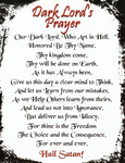 DARK LORDS PRAYER by MSOwolf