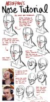 Nose Tutorial by artofpan