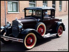 1931  Ford  Model A by compaan-art