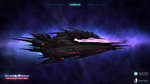 Zarnok Incursion Ship by walcor