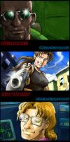 We Are Black Lagoon by botmaster2005