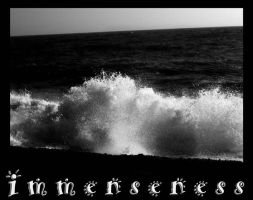 immenseness by peripatetic-silence