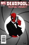 Deadpool Cover by MUFC10