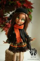 OOAK Ever After High Cedar Wood by Diuha