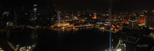 Marina Bay Sands, Singapore by ShinjiSG87