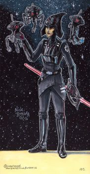Seventh Sister by Phraggle
