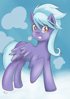Cloudchaser by DreamynArt