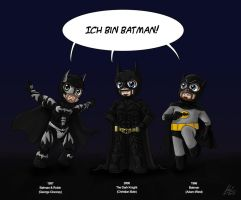 I am Batman! by Tobsen85