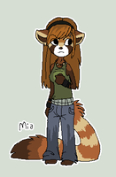 Mia profile by griffsnuff
