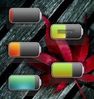 Spring Battery for xwidget by jimking