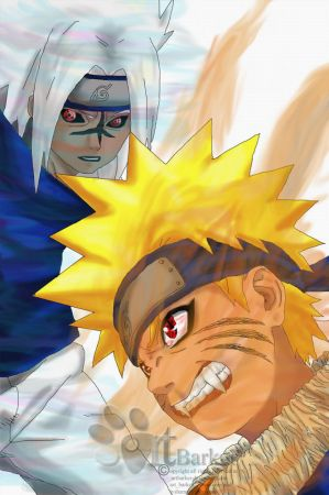 sasuke vs naruto - tripplec news for games