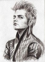 Gerard Way by MegumiRe