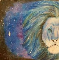 LIONS IN SPAAAACE by Windicious