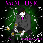 Mollusk - Seeds of Dissonance EP cover by nightlighted