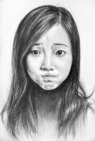 Self-Portrait --- Flustered by snammie