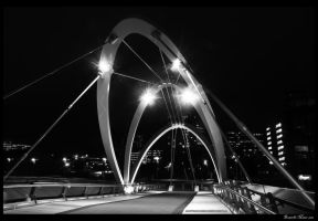 Bridge BW by DanielleMiner