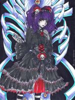 Caged - Rin for PrinceOwl by LAELAH